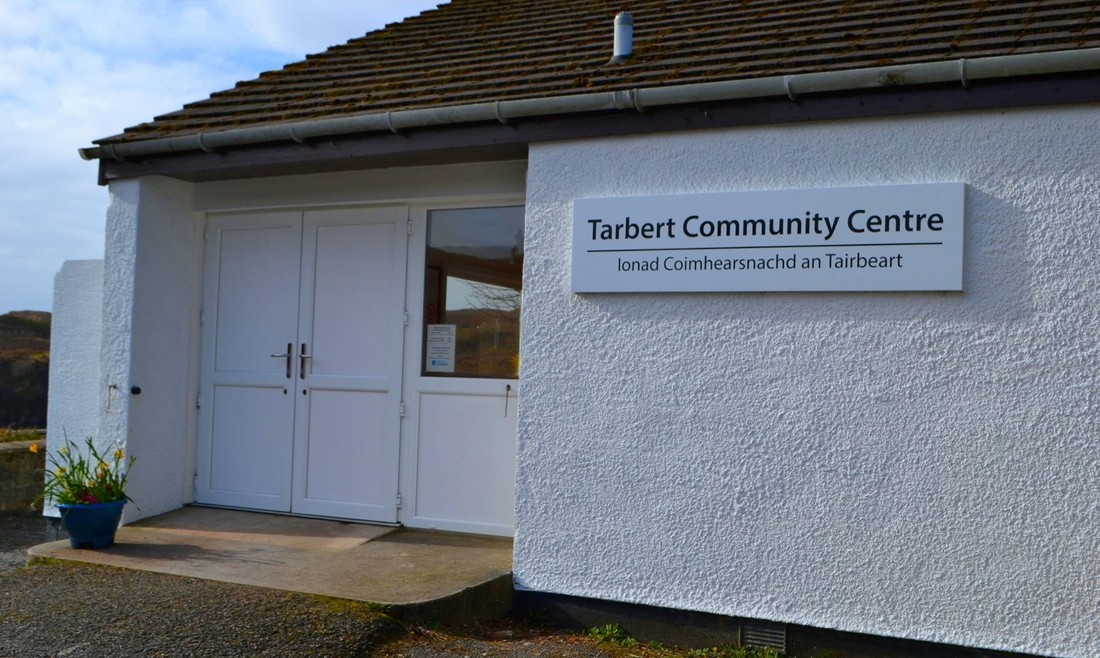 The Main Function Of Association Is Running Tarbert Community Centre Situated On Pier Road Opposite Car Park